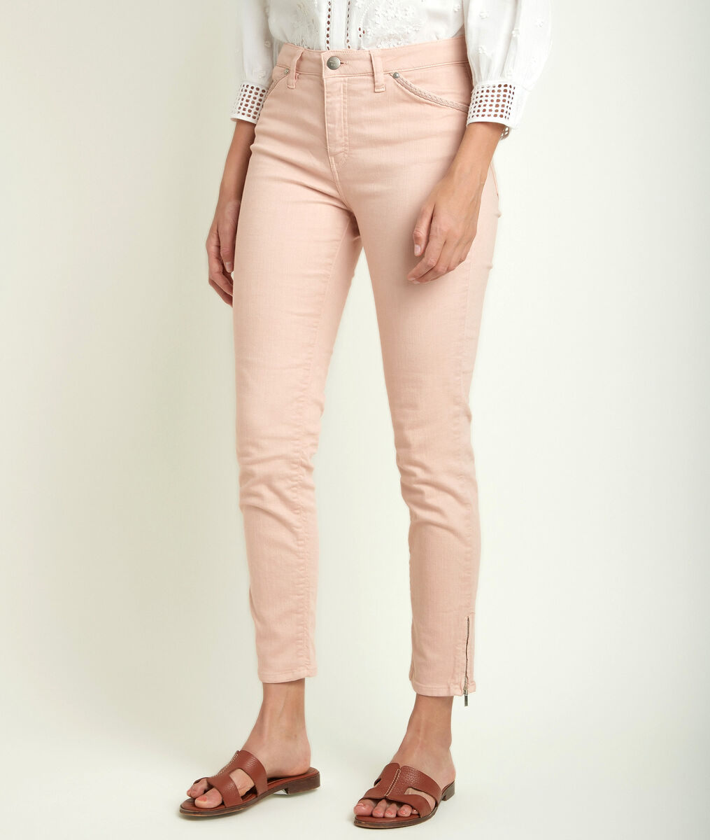 Altesse nude slim fit jeans PhotoZ | 1-2-3
