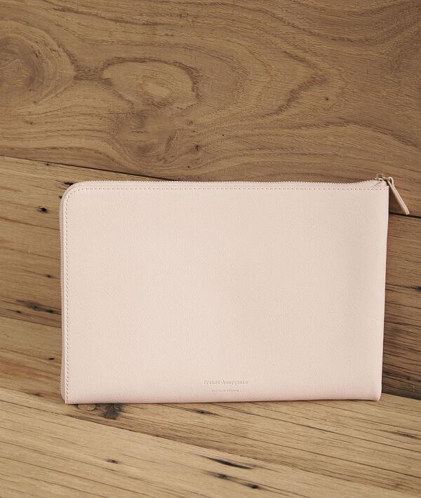 Brooklyn pale pink iPad case PhotoZ   1-2-3