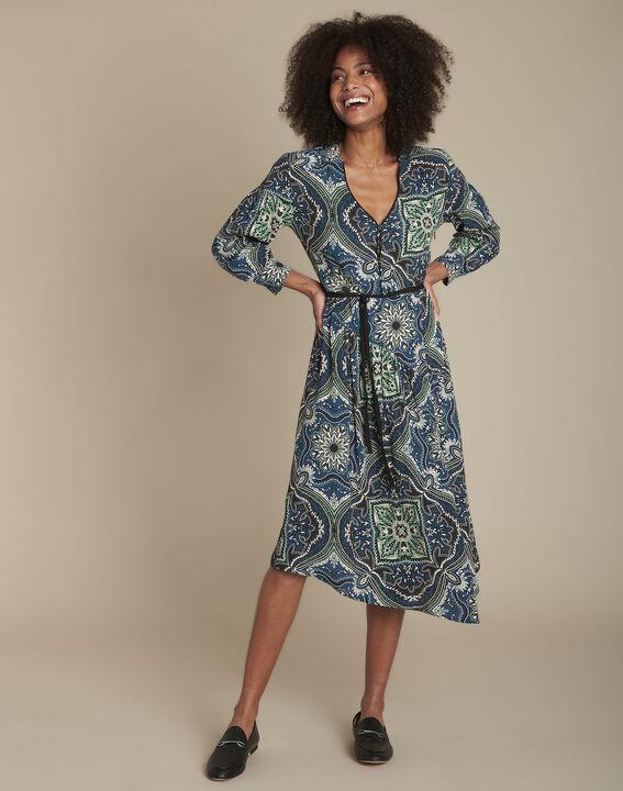 Ida paisley print dress PhotoZ | 1-2-3