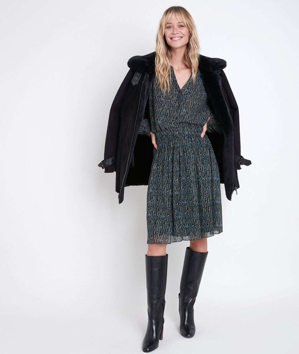 Giny short printed skirt PhotoZ | 1-2-3