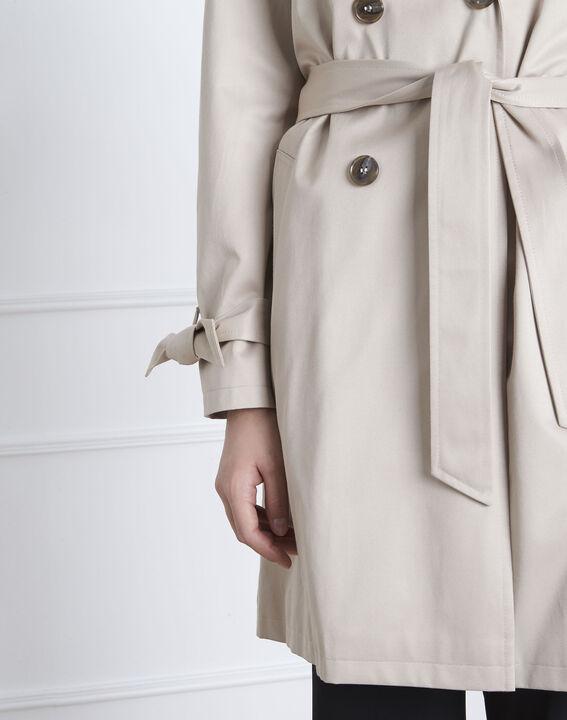 Dean tan trench coat (3) - Maison 123