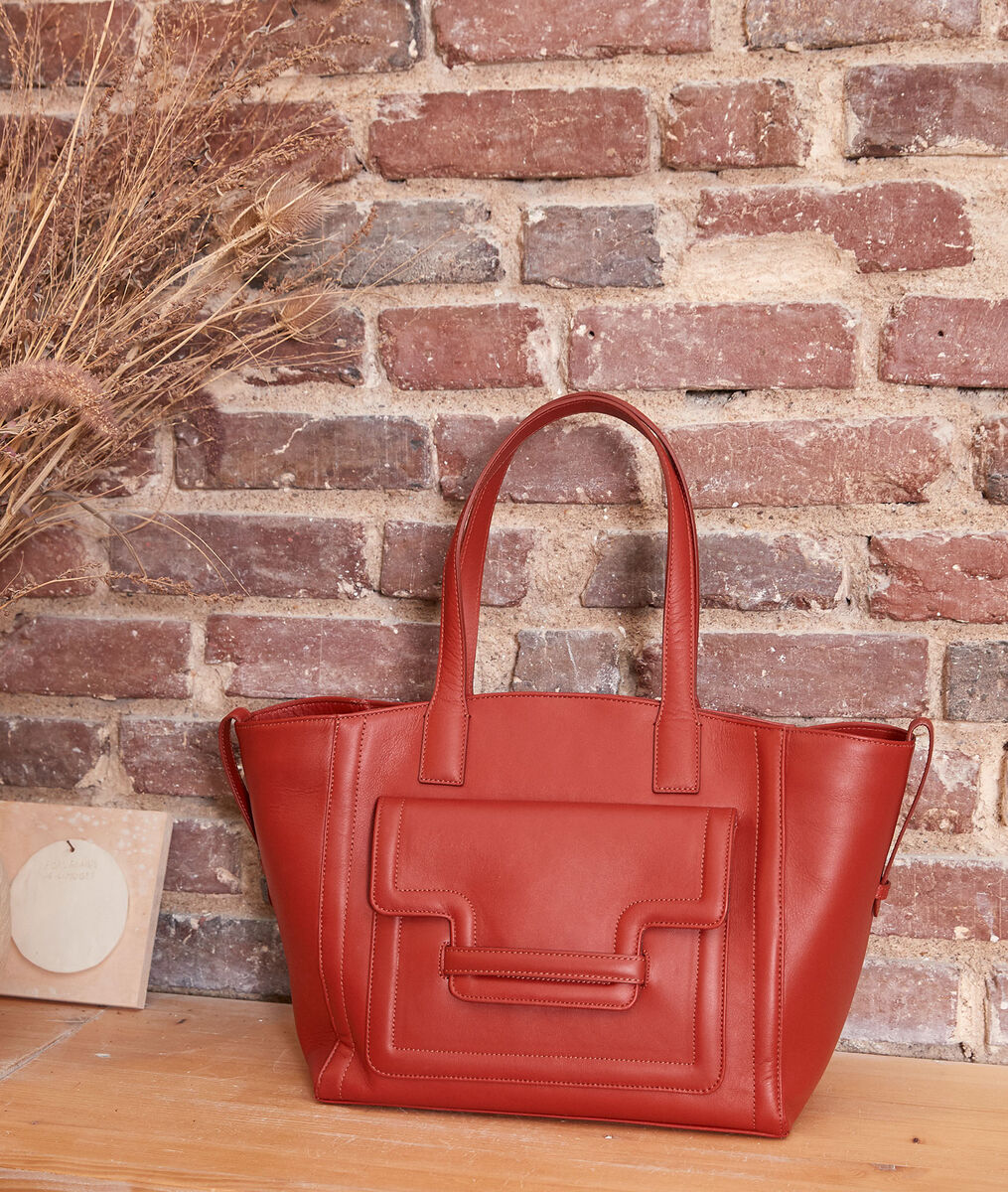 Number 3 bag in guava  PhotoZ | 1-2-3