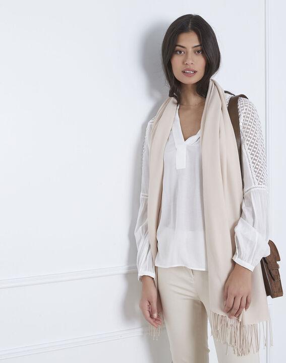 Valy ecru lace blouse (2) - Maison 123