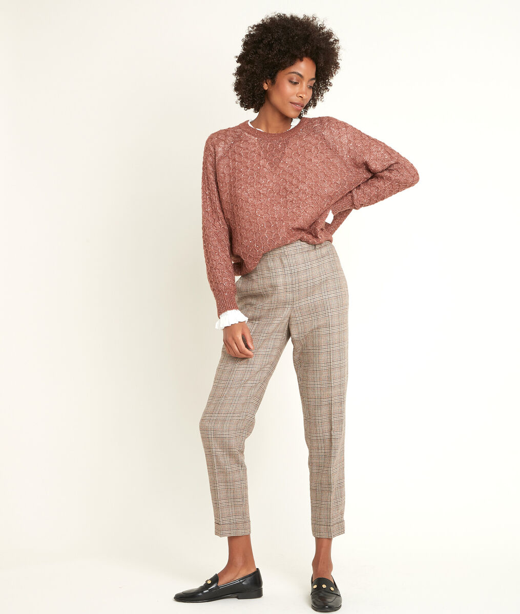 Max carrot checked trousers PhotoZ | 1-2-3