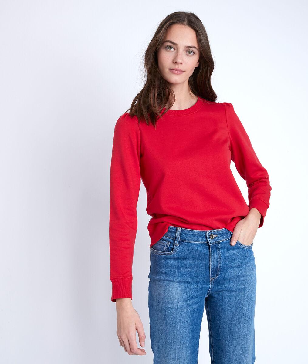 Ivao red sweatshirt PhotoZ | 1-2-3