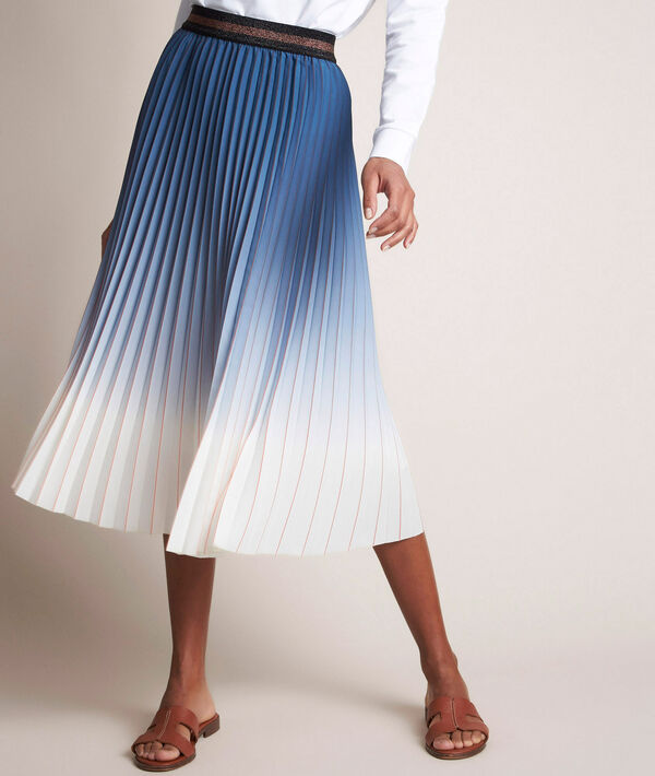 Basile pleated skirt PhotoZ | 1-2-3
