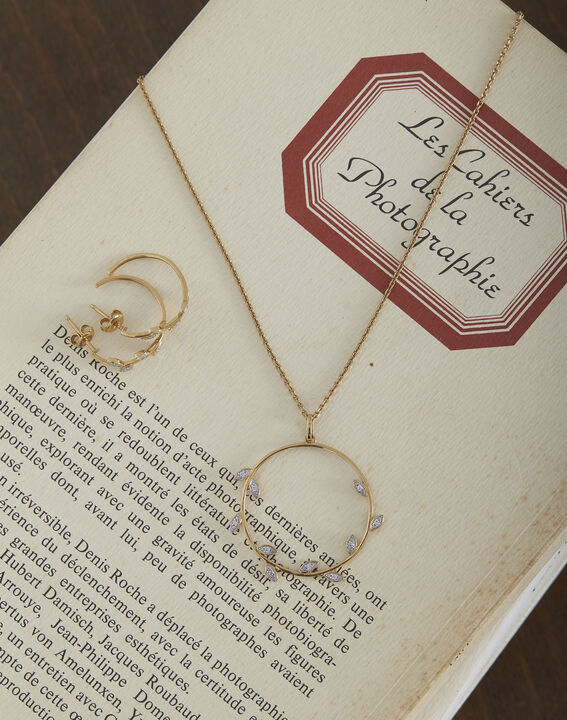 Tina delicate intricate necklace PhotoZ | 1-2-3