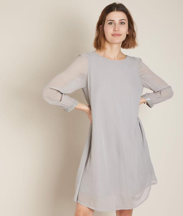 Omelie gem detail dress PhotoZ | 1-2-3