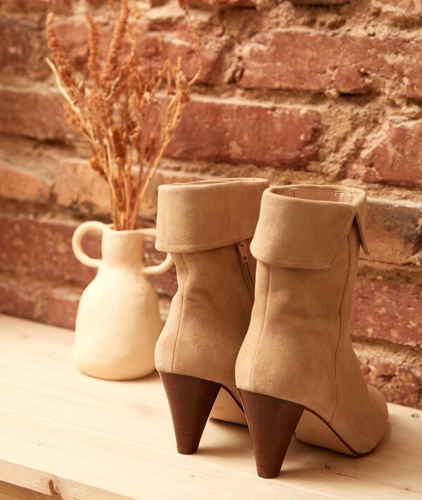 Valencia high-heeled ankle boots  PhotoZ   1-2-3