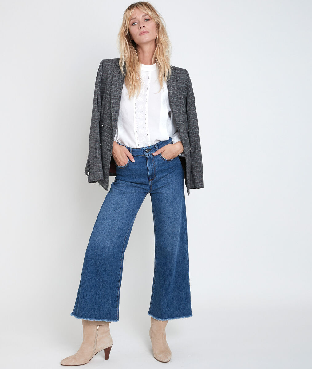 Pina wide leg jeans PhotoZ | 1-2-3