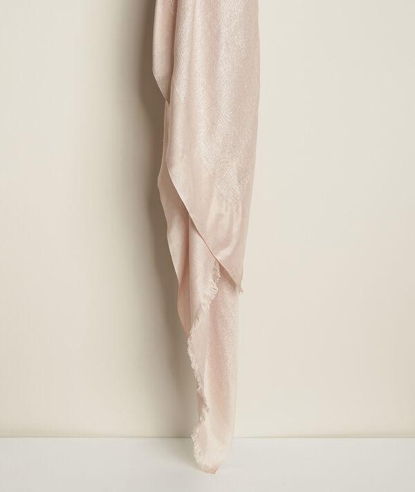 New Osiris nude metallic scarf PhotoZ | 1-2-3