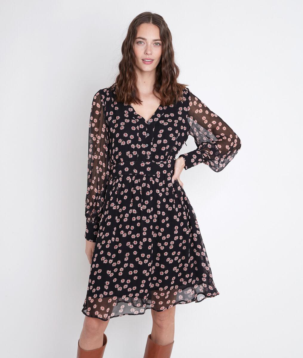 Noella floral print dress PhotoZ   1-2-3
