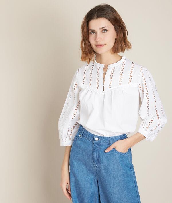 Enola lace blouse PhotoZ | 1-2-3