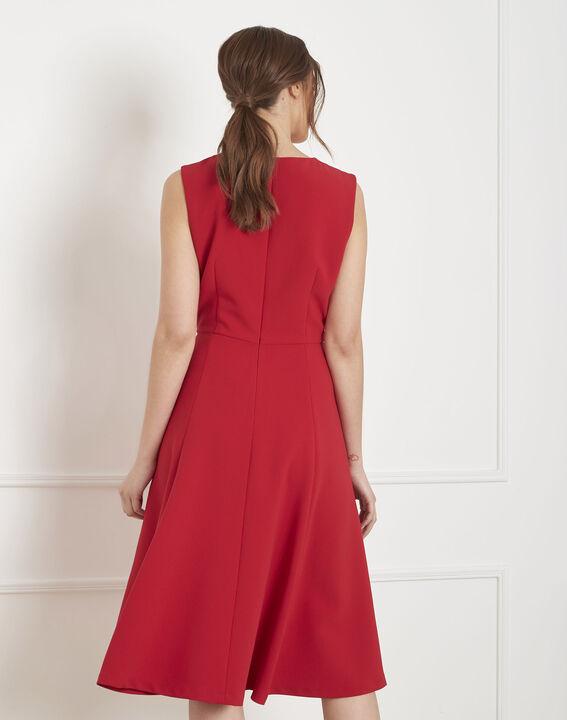 Hacena red dance dress (4) - Maison 123