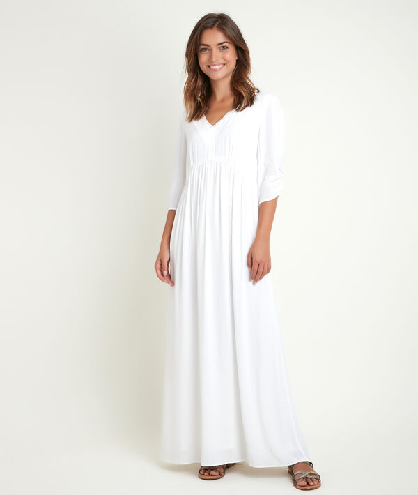 Claudette straight maxi dress PhotoZ | 1-2-3