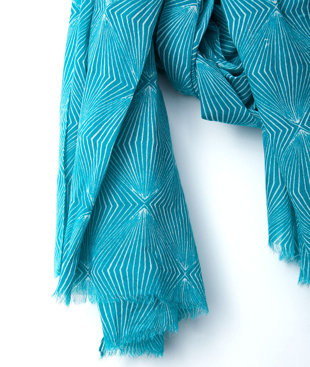 Beth printed scarf PhotoZ   1-2-3