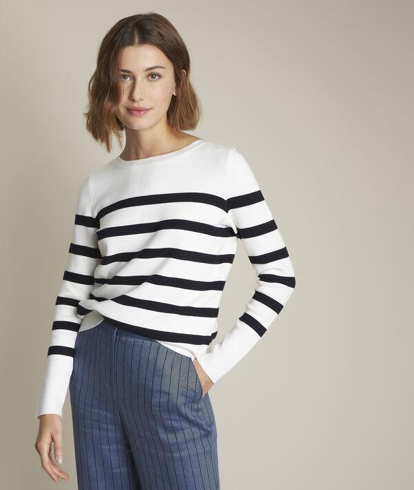 Dinard striped pullover PhotoZ | 1-2-3