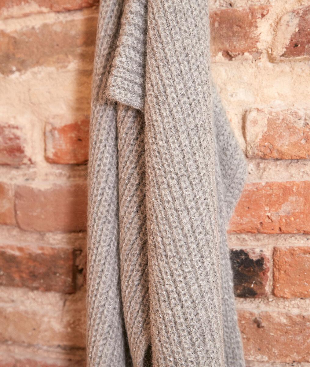 Halina grey scarf PhotoZ | 1-2-3